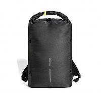 Рюкзак Urban Lite с защитой от карманников, черный, черный, Длина 31,5 см., ширина 14,5 см., высота 46 см.,, фото 1