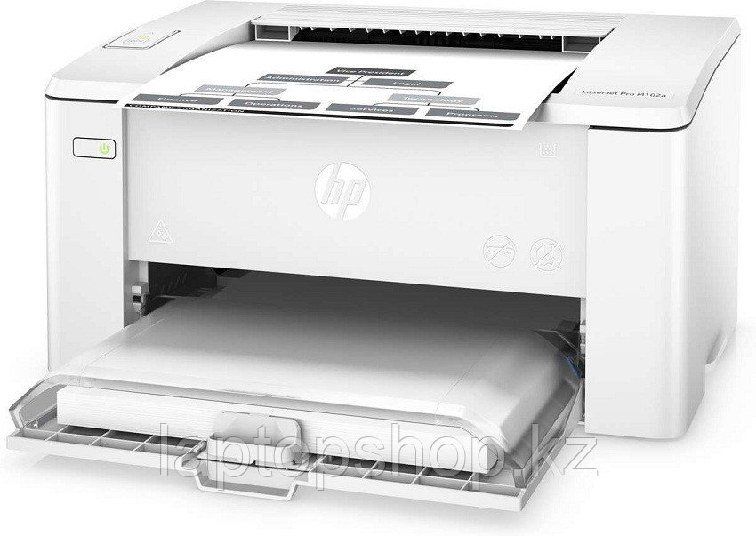 Принтер HP G3Q34A HP LaserJet Pro M102a Prnt (A4)