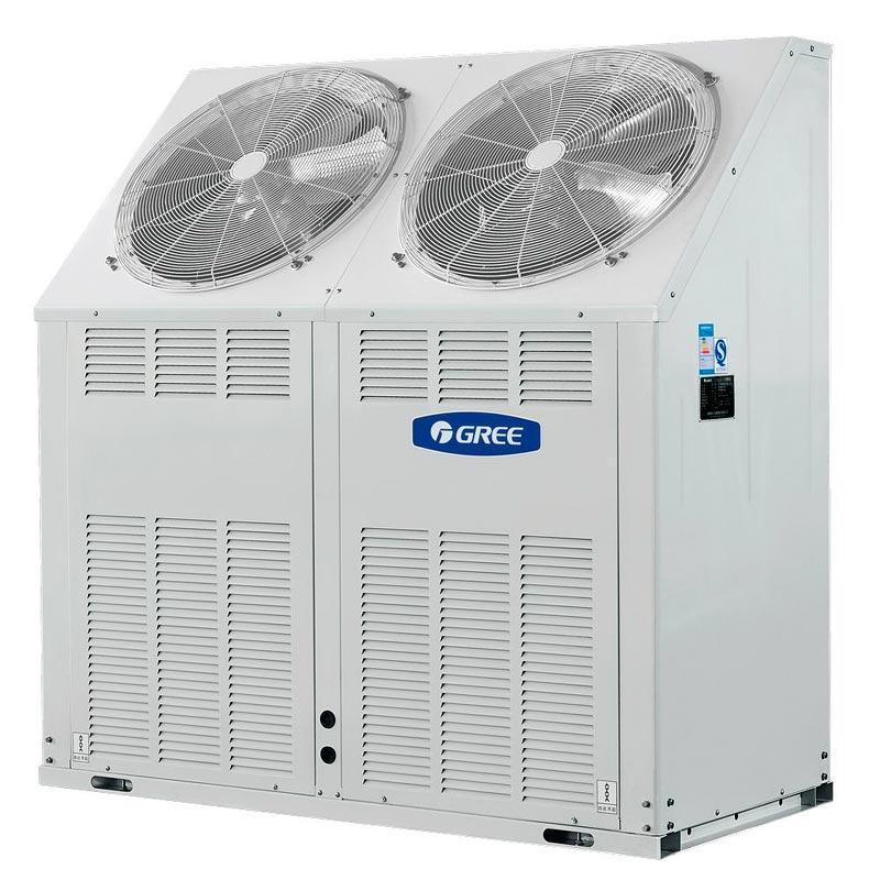 Чиллер Gree HLR35SNa-M с воздушным охлаждением  (31 кВт/37.5 кВт)