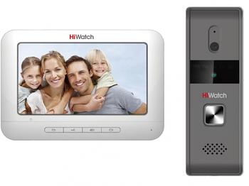 Комплект видеодомофона DS-D100KF HiWatch