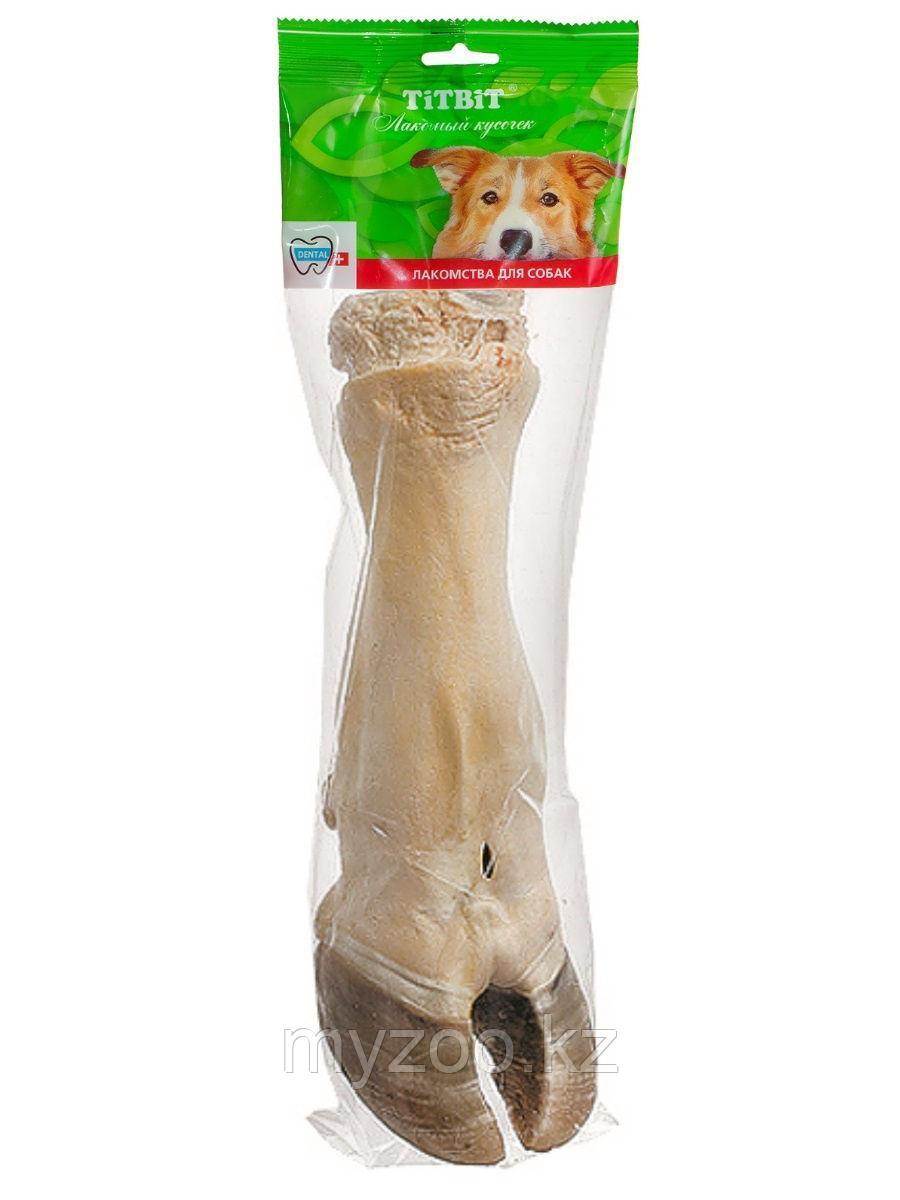 Tit Bit,Тит Бит Нога говяжья большая - мягкая упаковка