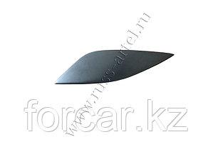 Накладки на передние фары (Реснички) Nissan Teana 2003-2008
