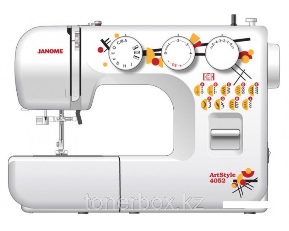 Швейная машинка JANOME ArtStyle 4052