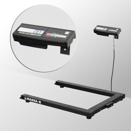 Весы паллетные с печатью этикеток 4D-U-1_RP
