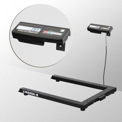 Весы паллетные с печатью этикеток 4D-U-1_RP, фото 2