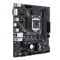 Материнская плата ASUS TUF H310M-PLUS GAMING MB Socket1151, MATX, iH310 (DVI+HDMI, SB, GNIC), 2DDR4, PCIx16,2P, фото 1