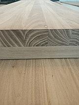Мебельный щит Карагач (шлифованный) Толщиной 40 мм., фото 3