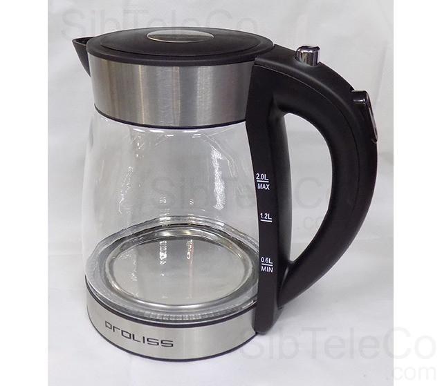 Электрический стеклянный чайник Proliss