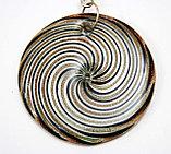 Ожерелье из муранского стекла, ручная работа Италия, фото 3
