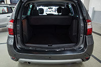Накладка на порожек багажника Nissan Terrano 2014-, фото 2