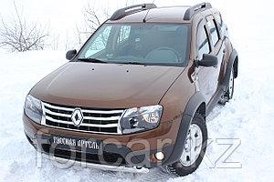 Расширители колесных арок (широкие) Renault Duster 2010-