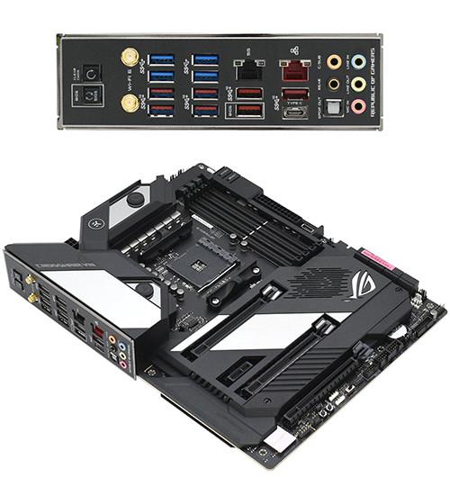 Материнская плата ASUS ROG Crosshair VIII Formula MB Socket AM4, ATX, AMD X570 (SB,GNIC) 4DDR4, 3PCIx16, 2M.2