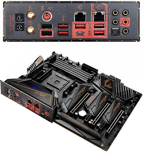 Материнская плата MSI MEG X570 ACE MB Socket AM4, ATX, AMD X570 (SB, GNIC) 4DDR4, 3PCIx16, 2PCIx1, 3xM.2