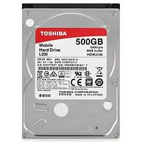Жесткий диск 2.5 Toshiba L200, 500 GB HDD HDWK105UZSVA, 5400rpm, 8MB, for NoteBook, SATA 6 Gb/s