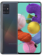 Смартфон Samsung Galaxy A51 64Gb Чёрный
