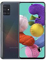 Смартфон Samsung Galaxy A51 64Gb Чёрный