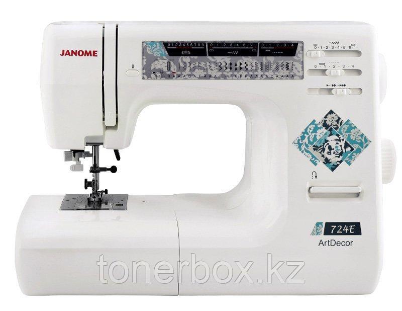 Швейная машинка JANOME ArtDecor 724e
