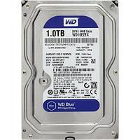 Жесткий диск Western Digital Caviar Blue, 1000 GB HDD SATA WD10EZEX, 7200rpm, 64MB cache, SATA 6 Gb/s