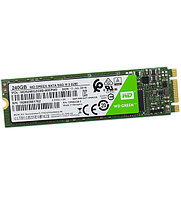 Твердотельный накопитель SSD Western Digital Green, 240 GB SATA WDS240G2G0A, SATA 6Gb/s, фото 1