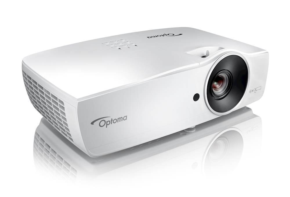 Optoma W461 Проектор со стандартной оптикой Разрешение WXGA (1280 x 800), Яркость 5000лм, Контраст 20000:1