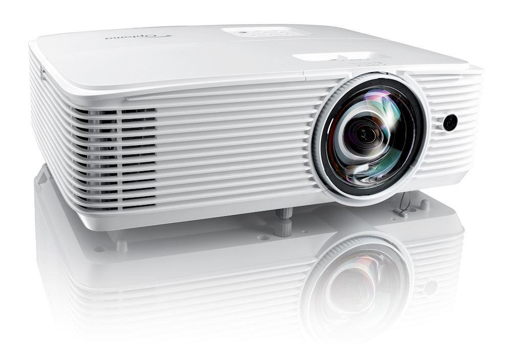 Optoma W308STe Короткофокусный проектор Разрешение WXGA (1280 x 800), Яркость 3600лм, Контраст 22000:1
