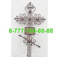 Кованые кресты на могилу №27