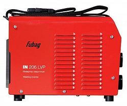 Сварочный инвертор, сварочный аппарат, FUBAG IN 206 LVP, 10-200А, 220В, MMA/TIG, Франция, фото 2