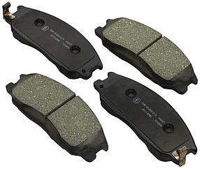 Тормозные колодки, передние Hyundai Santa Fe (2001-2006)
