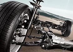 Ходовая и рулевое управление Hyundai Santa Fe (2001-2006)