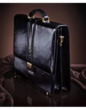 Портфель кожаный, фото 2