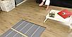 Установка теплого электрического пола в спальне, фото 3