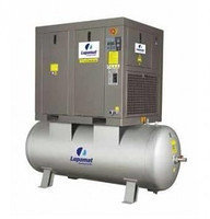 Винтовой электрический компрессор LKV 7.5 CATK (ресивер 548 л) LUPAMAT