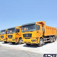 Самосвалы SHACMAN (ШАКМАН), 25 тонн.