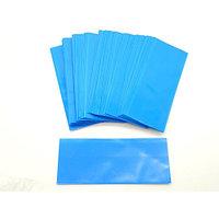 Термоусадка для аккумуляторов 18650 (синяя)