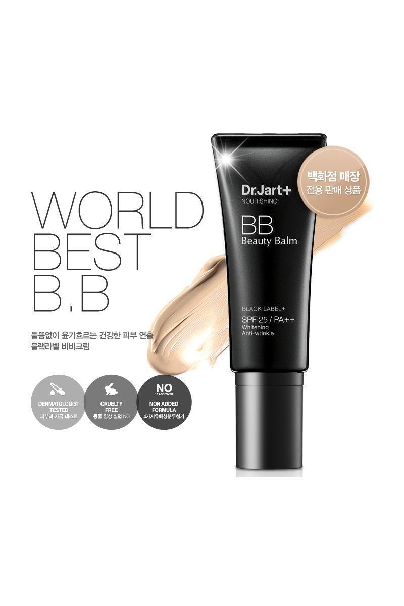 Питательный BB крем, Dr.Jart+ Nourishing Beauty Balm Black Label SPF 25++