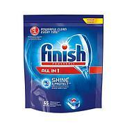 Моющее средство для посудомоющих машин Finish, 65 табл, 4 шт