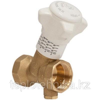 Клапан ручной балансировочный 15 Giacomini