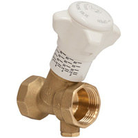 Клапан ручной балансировочный 25 Giacomini