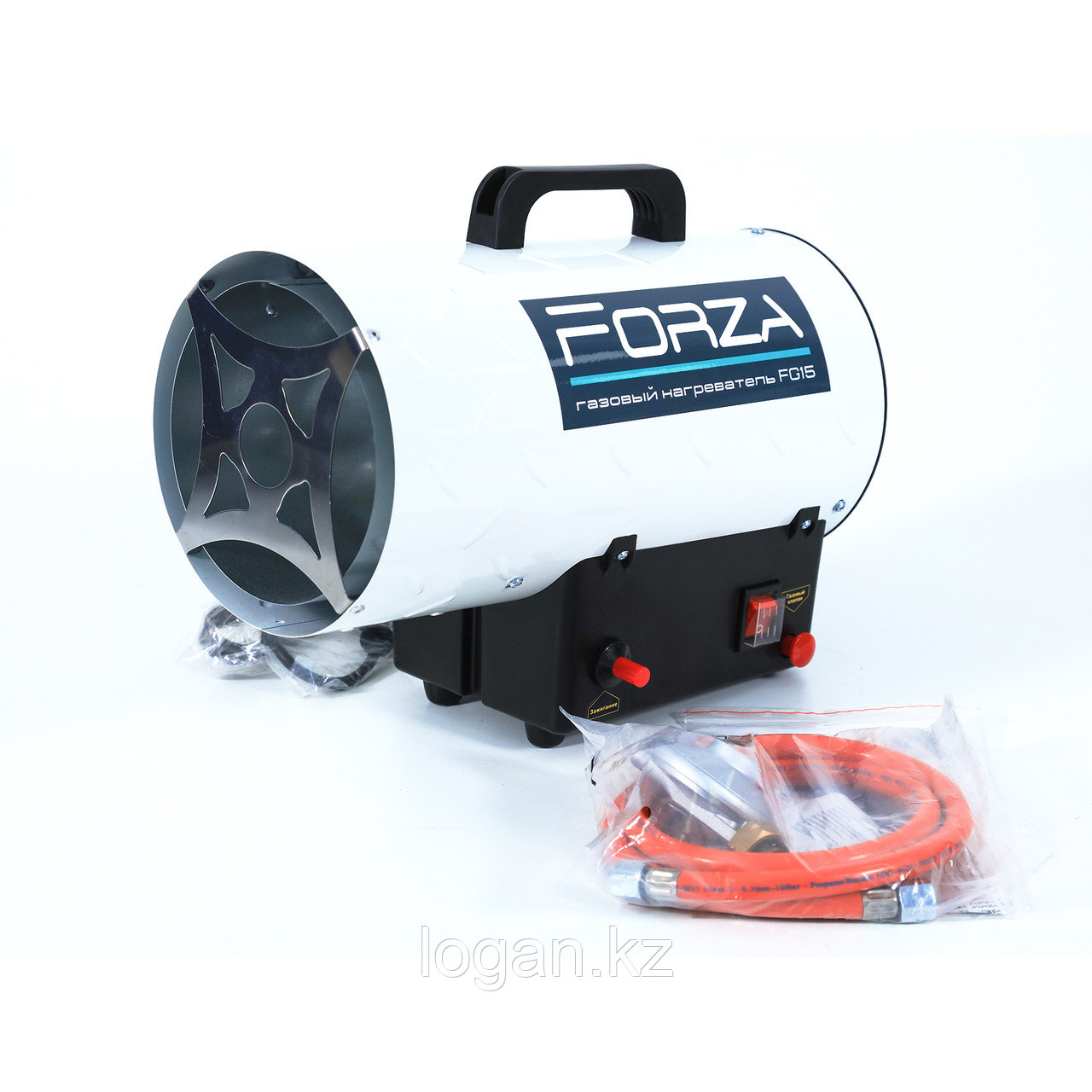 Тепловая пушка газовая Forza FG15