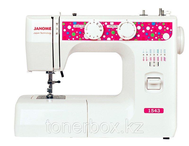 Швейная машинка JANOME 1543