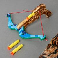 Игрушка деревянная 'Арбалет' 22x29x10,5 см, МИКС