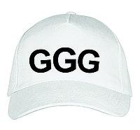 Бейсболки GGG