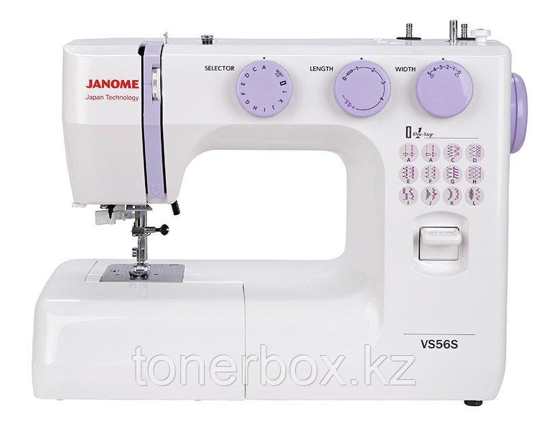 Швейная машинка JANOME VS56S