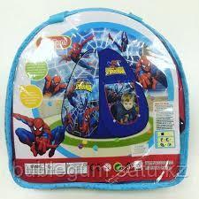 """Палатка """"Человек паук""""  + 10% скидка на покупку шариков 7,5 см"""