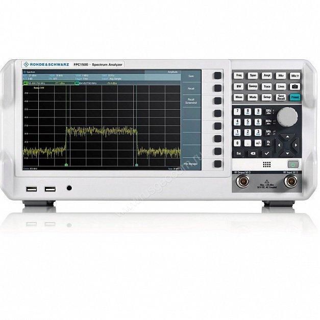 Анализатор спектра Rohde Schwarz FPC1500