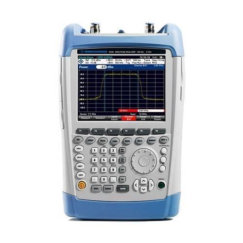 Портативный анализатор спектра Rohde Schwarz FSH8