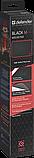 Defender 50560 Игровой коврик для мыши Black M ткань+резина, фото 2