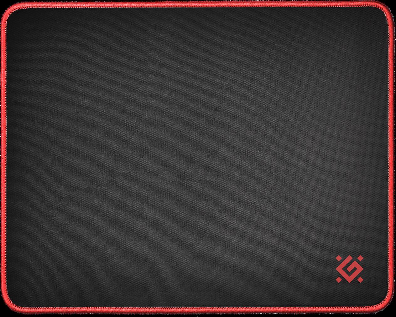 Defender 50560 Игровой коврик для мыши Black M ткань+резина