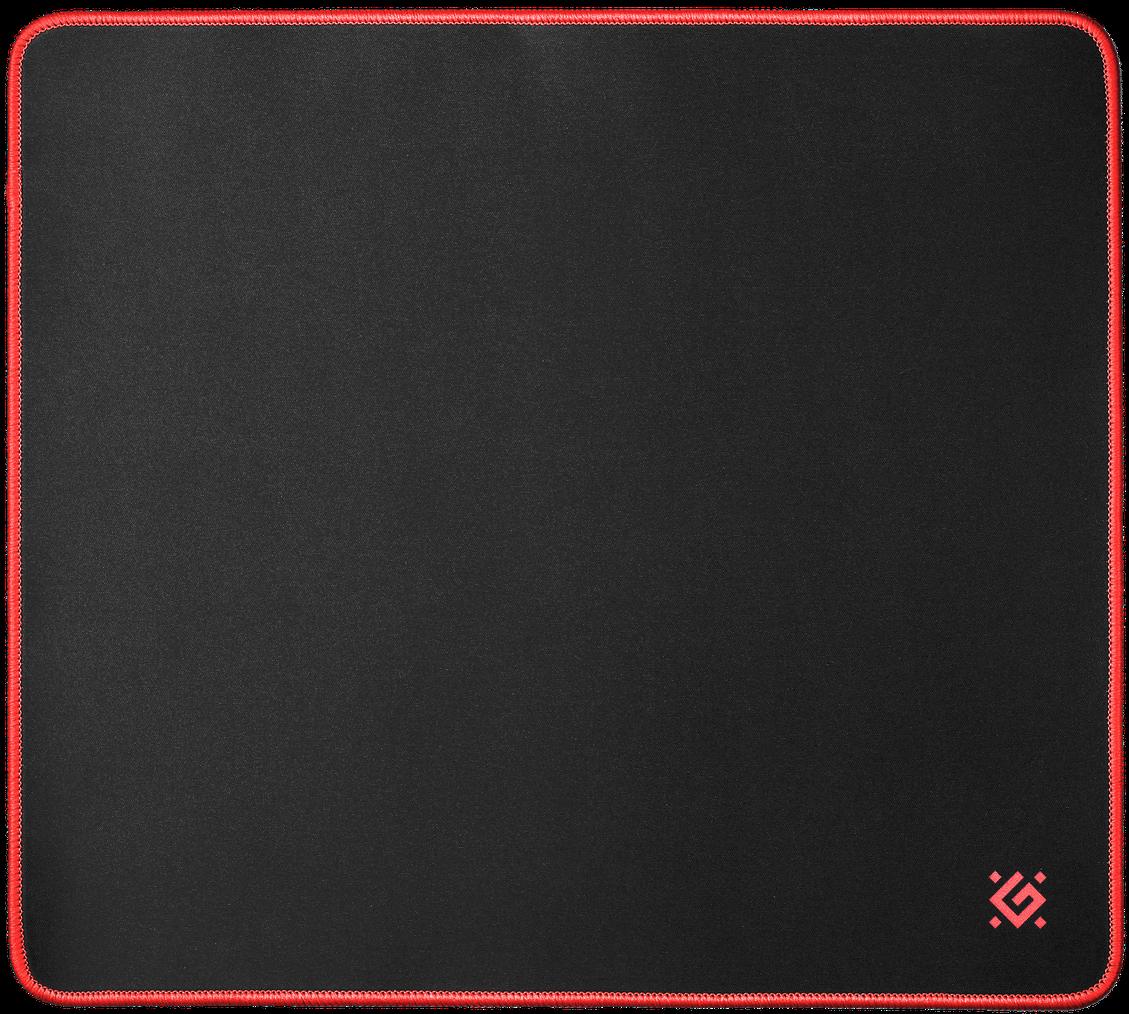 Defender 50559 Игровой коврик для мыши Black XXL 400x355x3 мм, ткань+резина