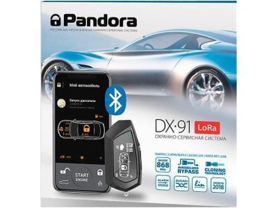 Сигнализация Pandora DX 91 LoRa v.2